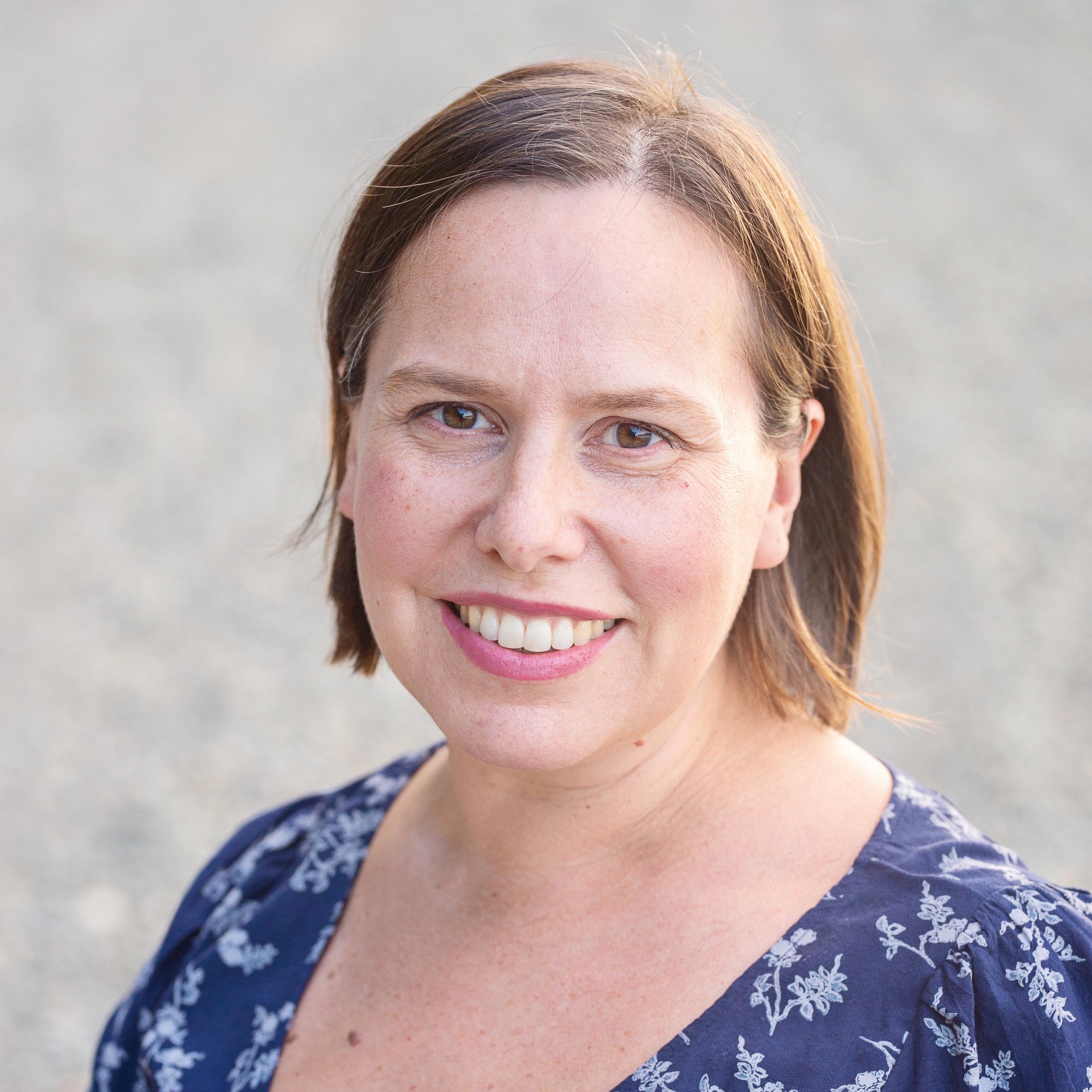 Photo of Sarah Benki-Nugent