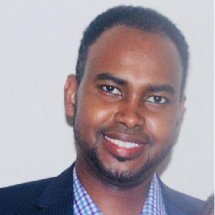 Photo of Ahmed Ali