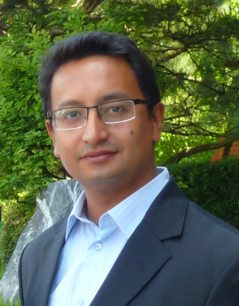 Photo of Dr. Biraj Karmacharya