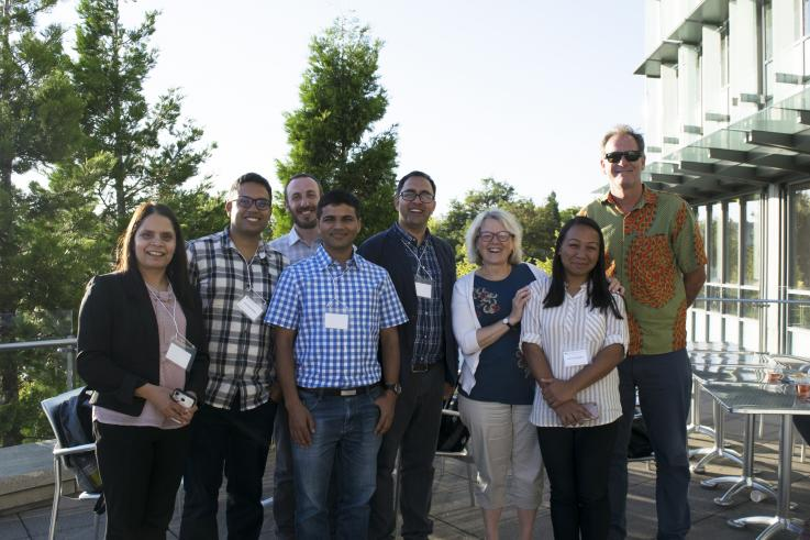 UW Implementation Science Summer Course Students with Dr. Kenneth Sherr