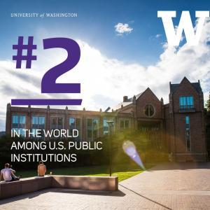 Photo of University of Washington Campus