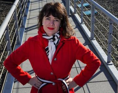 Allison Dvaladaze mounts a campaign to halt sexual assault of women on commercial flights