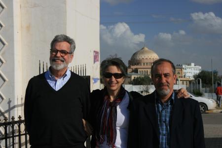 Researchers in Iraq