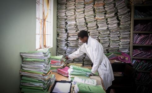Photo of medical facility in Kenya
