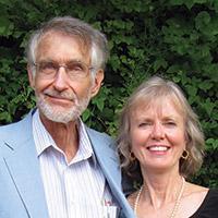 Photo of Stephen Bezruchka and Mary Anne Mercer