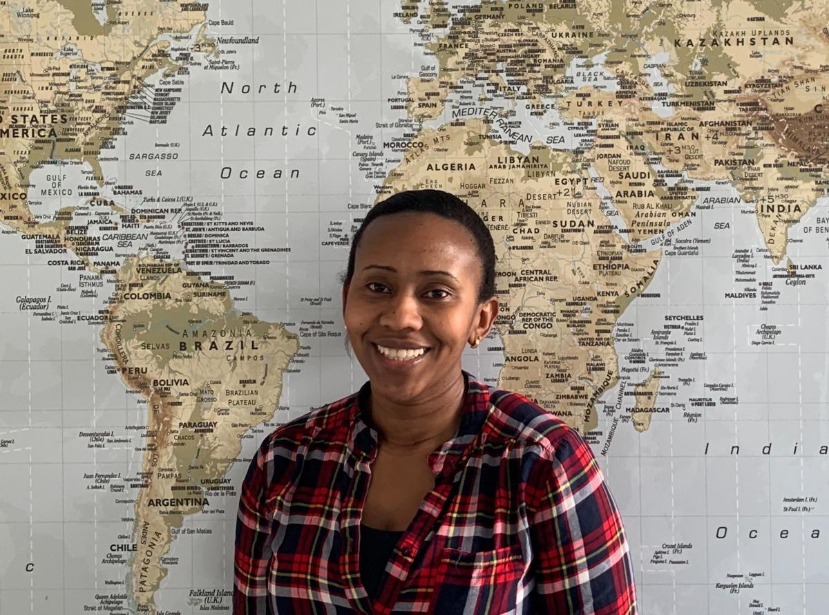 Ann Njoroge, University of Washington Department of Global Health