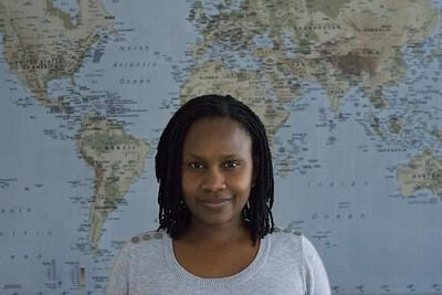 Dorlim Uetela, University of Washington Department of Global Health