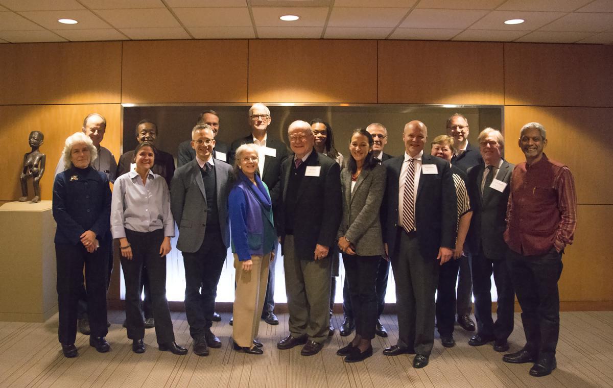 External Advisory Board meeting UW Department of Global Health