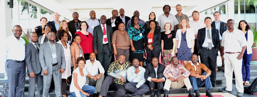Photo of workshop participants