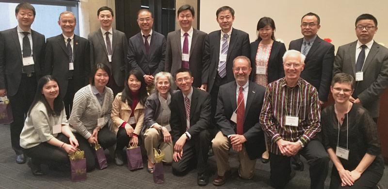 Global Health in China Symposium Leadership
