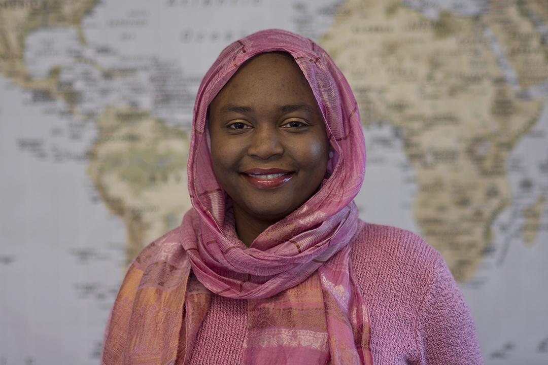 Rabi Yunusu, Research Assistant, University of Washington Department of Global Health