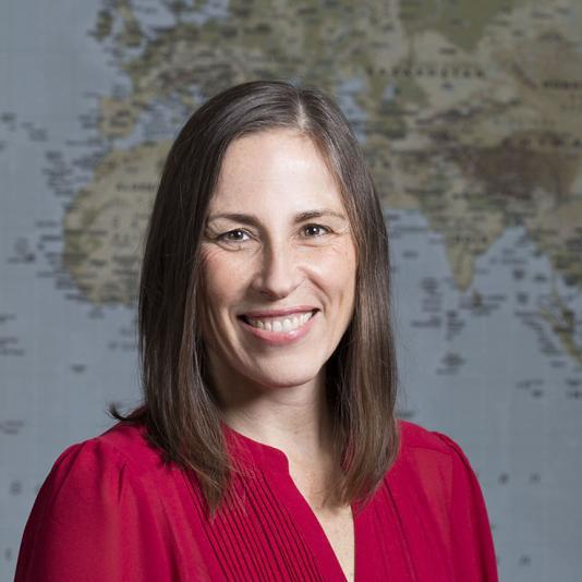Photo of Sarah Frey