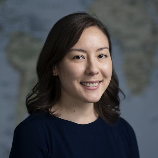 Photo of Stephanie Edlund-Cho